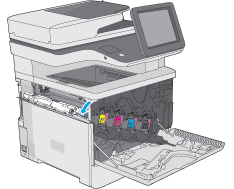 HP LaserJet Managed Color E57540