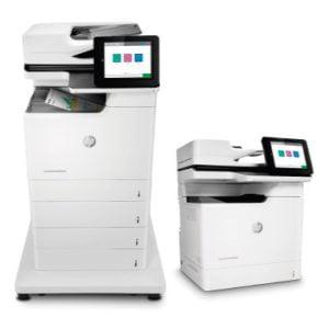 impresora HP E67550