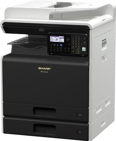 impresora sharp bp 10c20