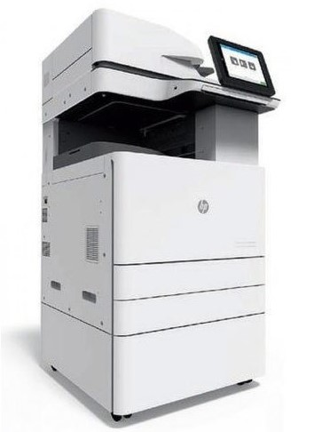 Impresora HP E72525