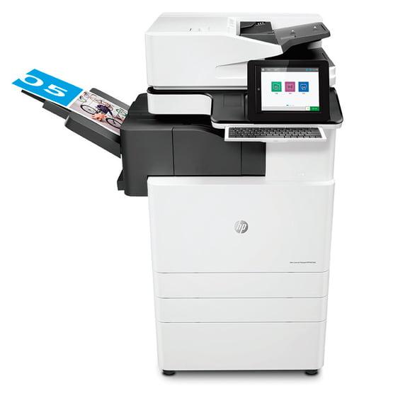 impresora hp E87640