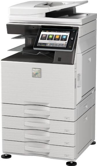 impresora sharp mx 4061