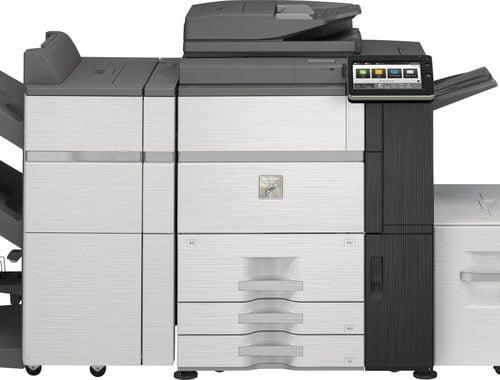 impresora sharp mx 6580n