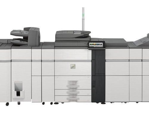 impresora sharp mx 7580n