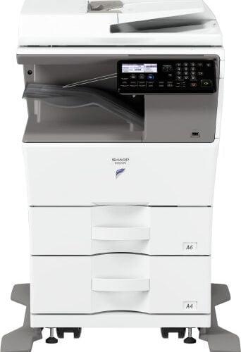 impresora sharp mx b450w