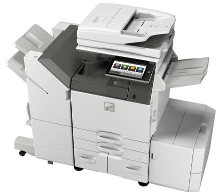 impresora sharp mx m3071