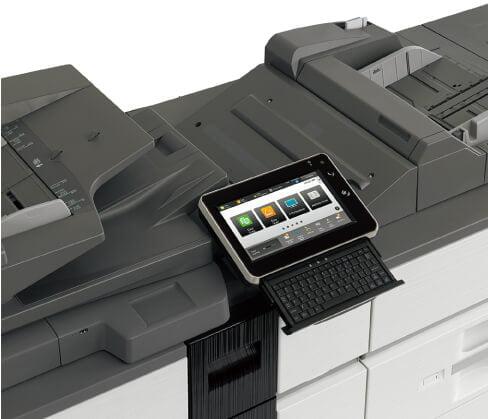 impresora sharp mx m905