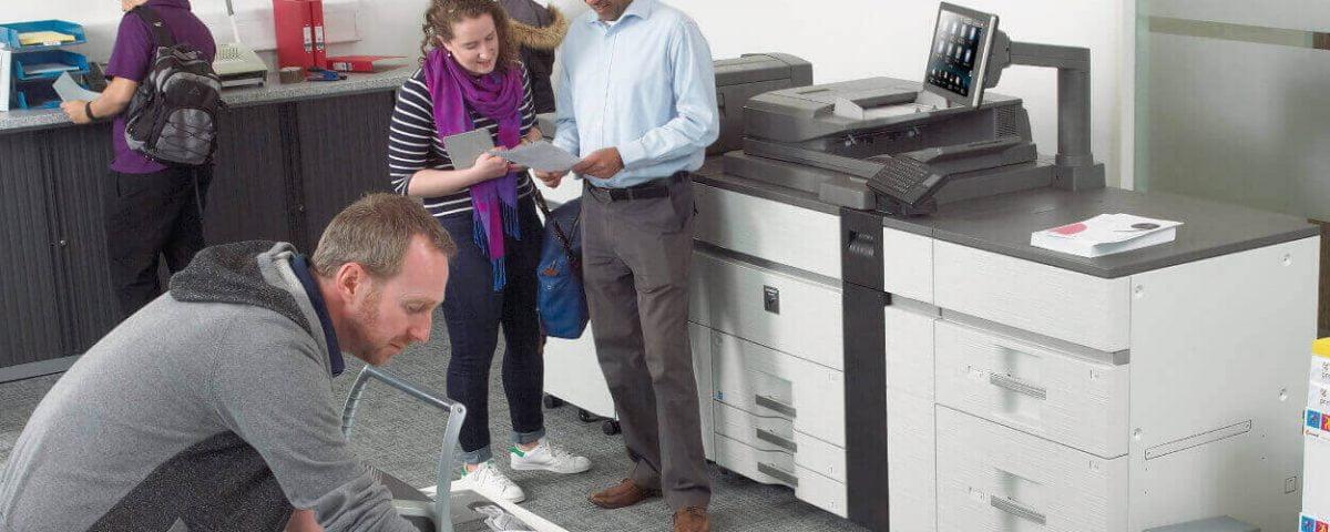 4 Impresoras de renting para la oficina